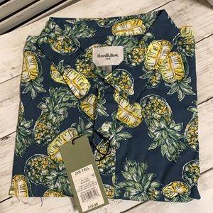 Goodfellow & Co Men's Hawaiian Shirt size 2XB